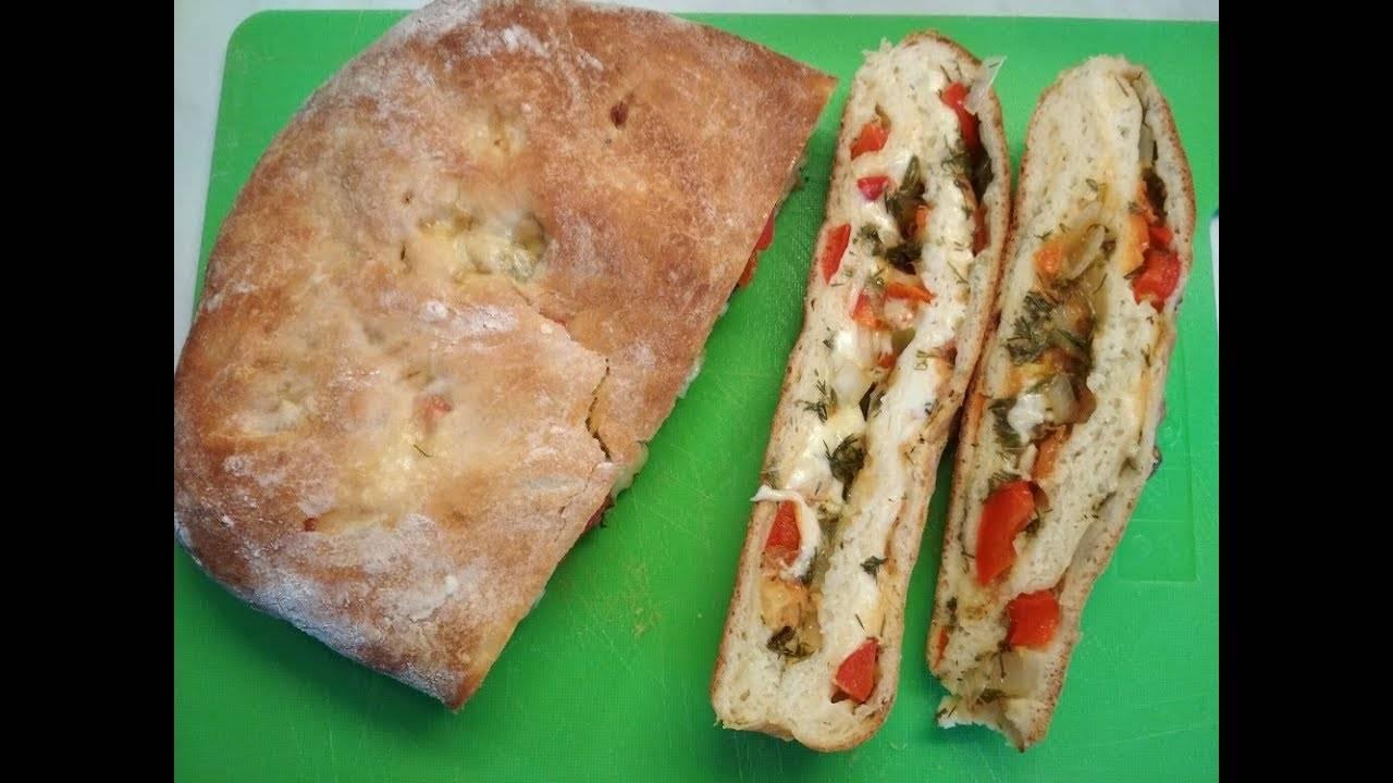 Чиабатта с оливками... - запись пользователя ольга (archolga) в сообществе кулинарное сообщество в категории хлеб - babyblog.ru
