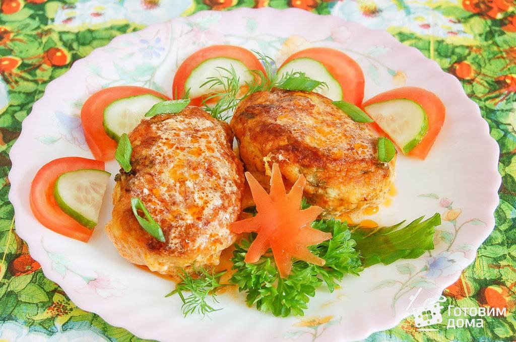 Ленивые голубцы, рецепт с фото пошагово в духовке