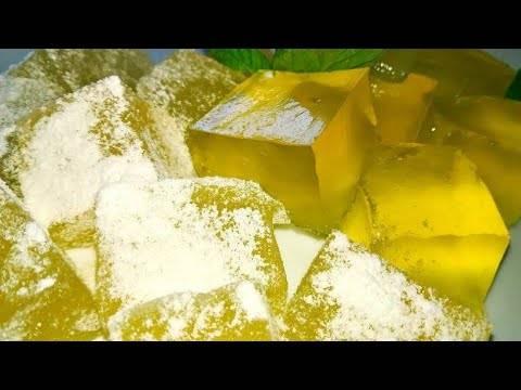 Лимонный мармелад в домашних условиях рецепт с фото