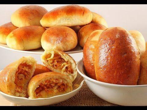 Дрожжевые пирожки в хлебопечке с картошкой несладкие