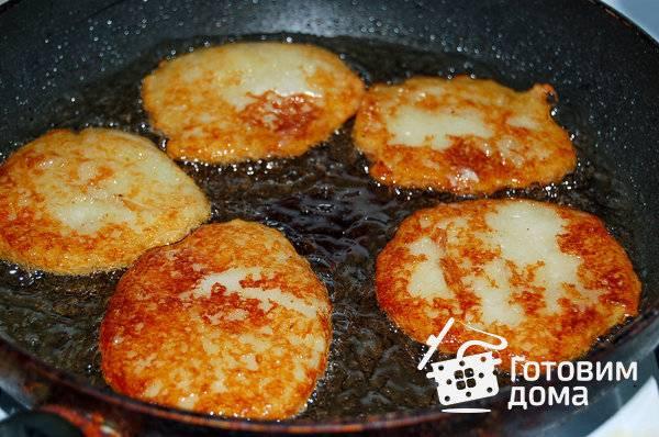 Драники картофельные рецепт классический без муки