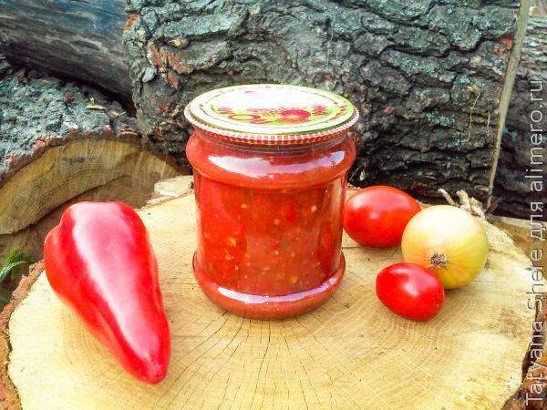 Томатный соус для спагетти из помидоров - 8 пошаговых фото в рецепте