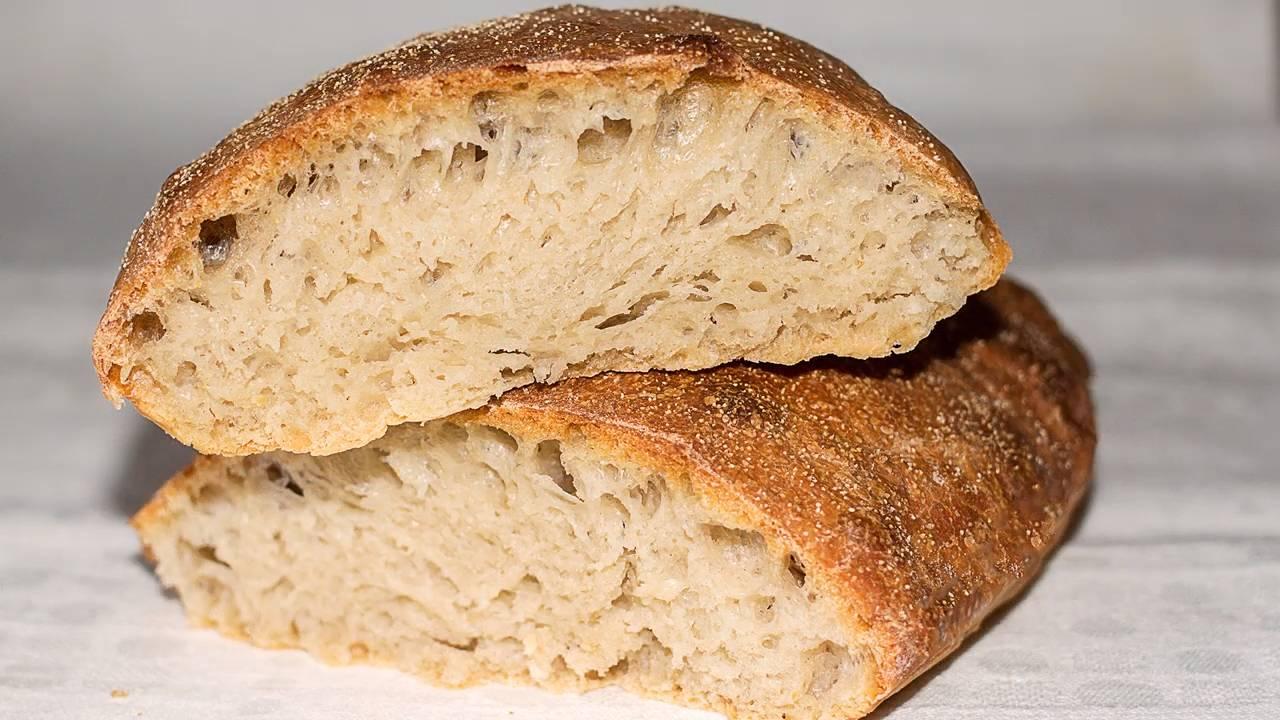Столовый хлеб с укропом
