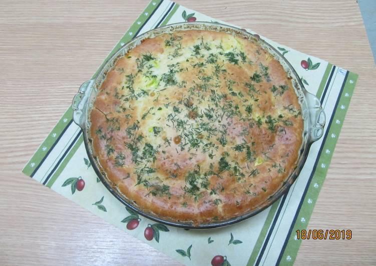 Рецепт закрытого пирога с помидорами