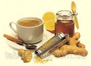 Чай с имбирем детям при простуде