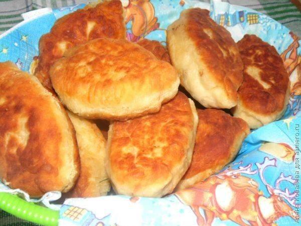 Пирожки с микс-начинкой