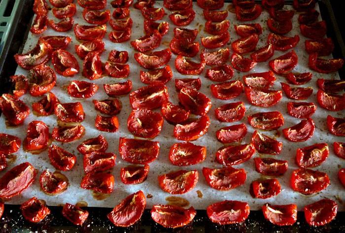 Мой любимый рецепт вяленых помидор! вкуснотища!!! - запись пользователя марина (mamapashilizy) в сообществе кулинарное сообщество в категории полезная информация и ссылки - babyblog.ru