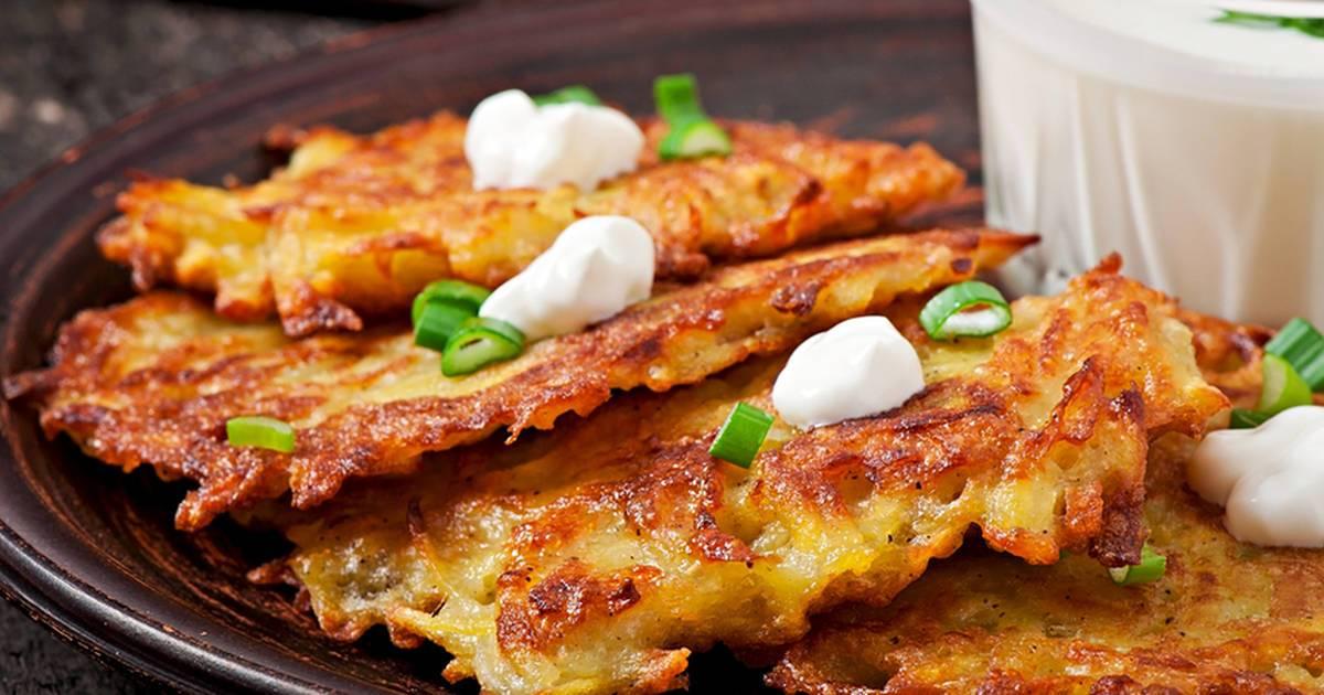 Драники с сыром — 6 вкуснейших рецептов