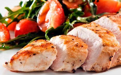 Куриная грудка запеченная в духовке: рецепты с фото