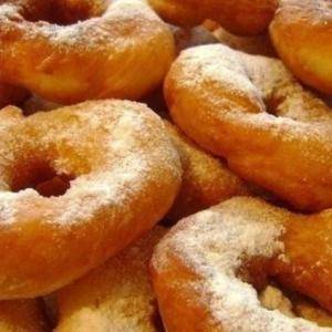 Пончики – рецепты на поварёнок.ру