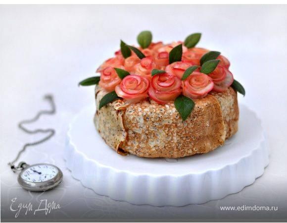 """Сырный пирог """"золотая осень"""""""
