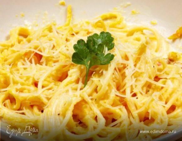 Спагетти с маслом и чесноком - рецепты джуренко