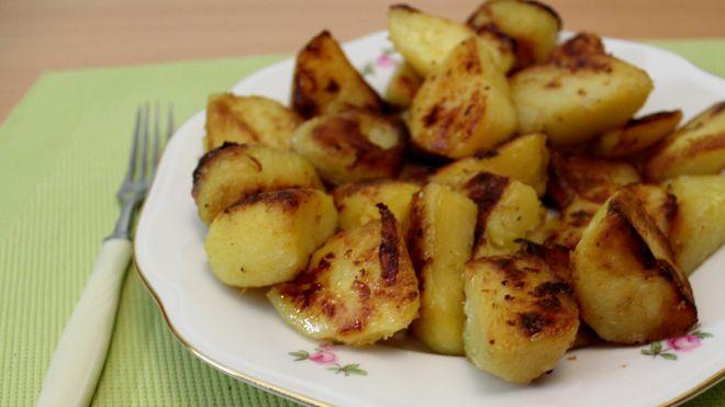 Запеченный картофель по-особому