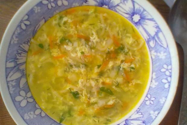Картофельный суп с яйцом: рецепт и фото