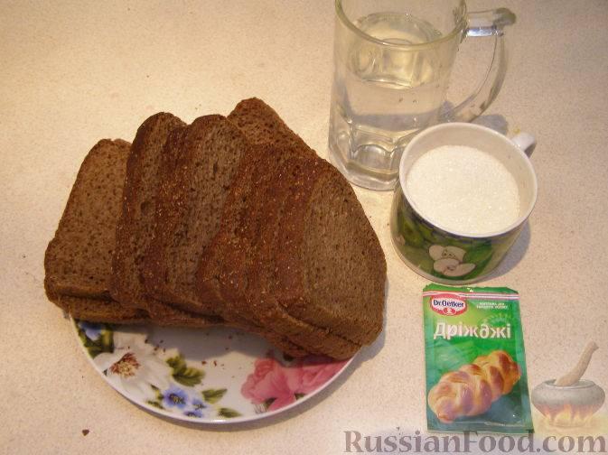 Домашний квас белый: рецепты с фото