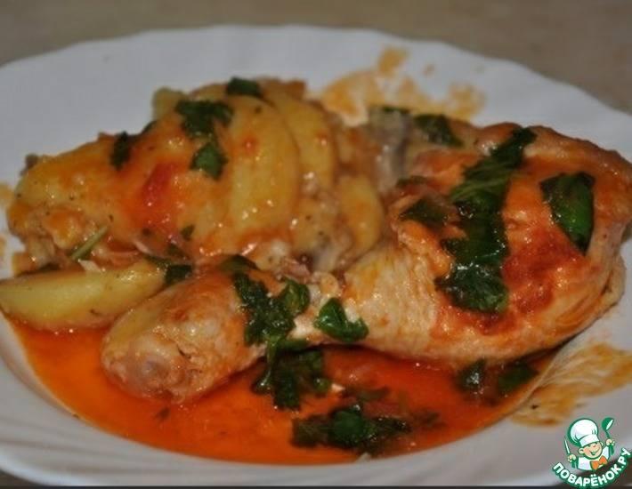 Как приготовить куриные голени в мультиварке: 4 рецепта, особенности приготовления - onwomen.ru