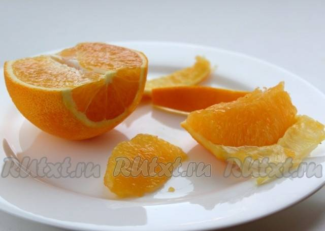 Апельсиновый джем: кулинарный рецепт