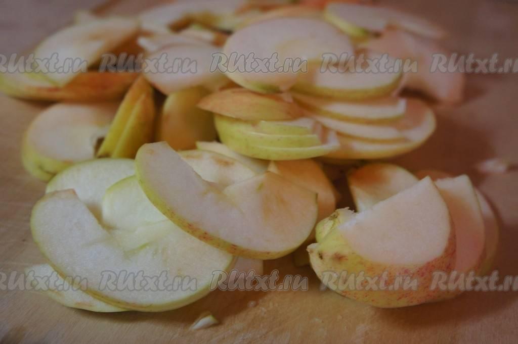 Грушевый пирог с карамельной заливкой - пошаговый рецепт с фото на повар.ру