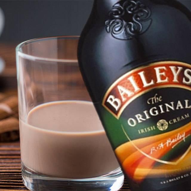 Как правильно пить бейлис (baileys)