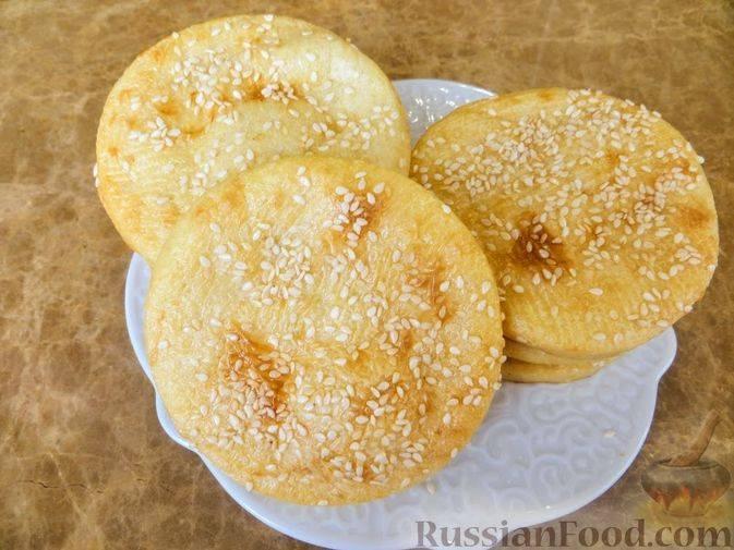 Лепешки из картофельного пюре