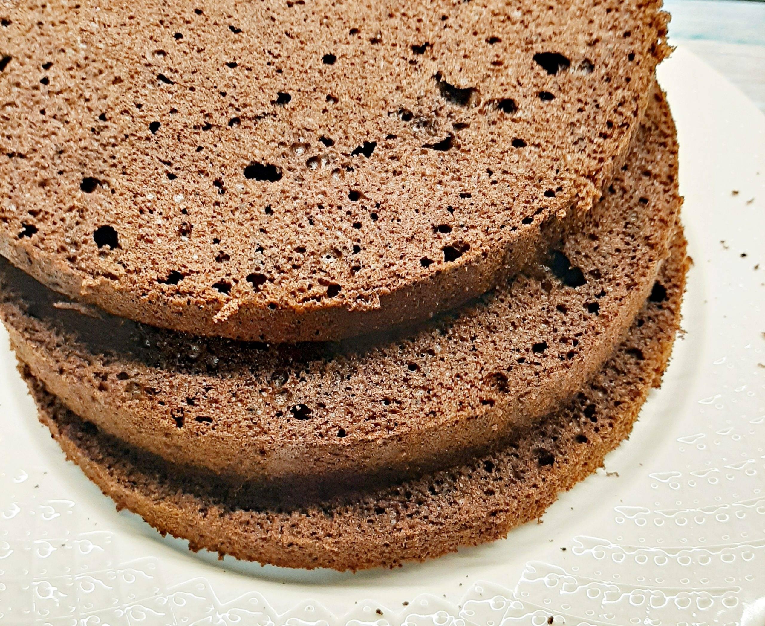 Шоколадный бисквит — 7 рецептов приготовления