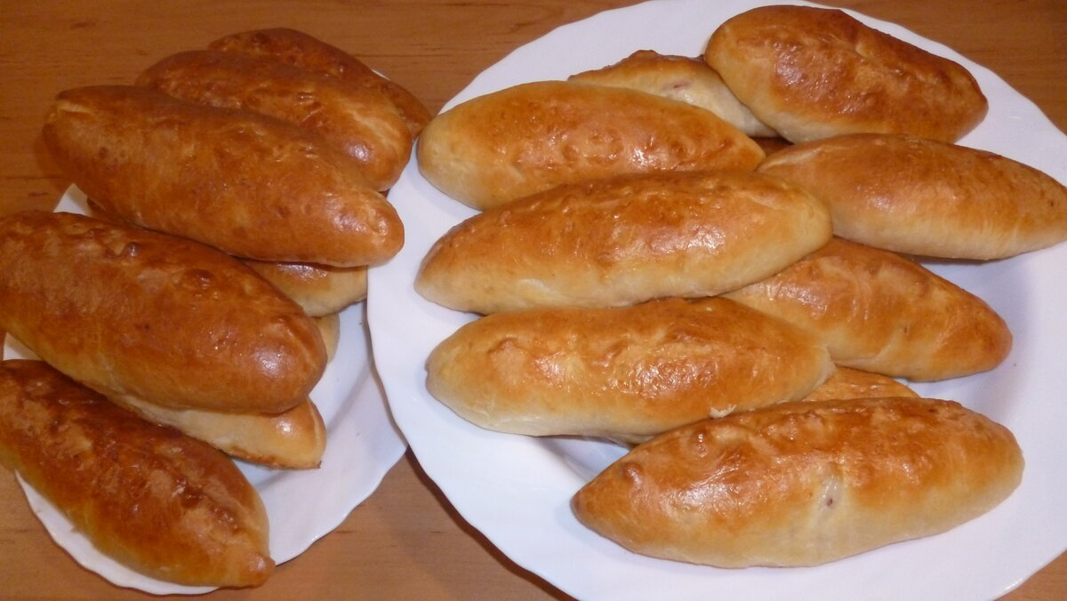 Тесто для пирожков - 98 домашних вкусных рецептов приготовления