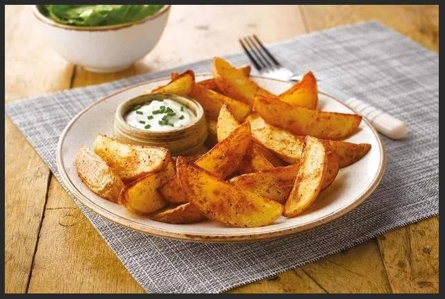 Приправа для картофеля - калорийность и рецепт приготовления
