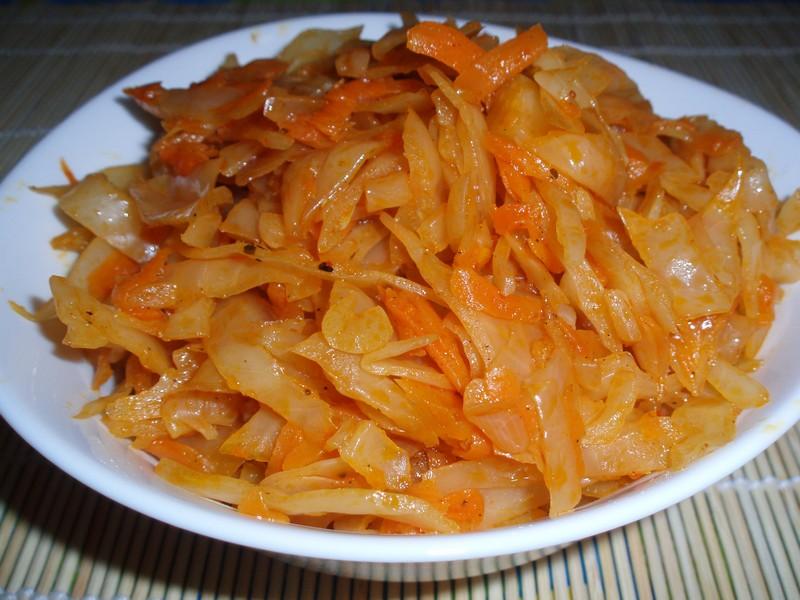 Тушеная капуста — лучшие рецепты. как правильно и вкусно приготовить тушеную капусту.