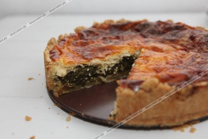 Пироги со щавелем: рецепты