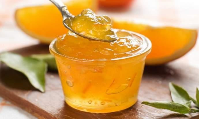 Домашний апельсиновый джем