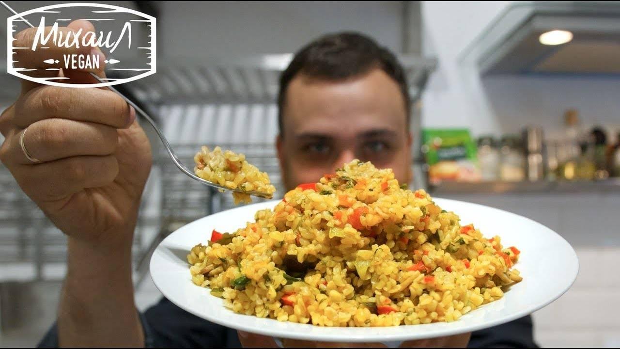 Булгур: как готовить и с чем есть[рецепты]