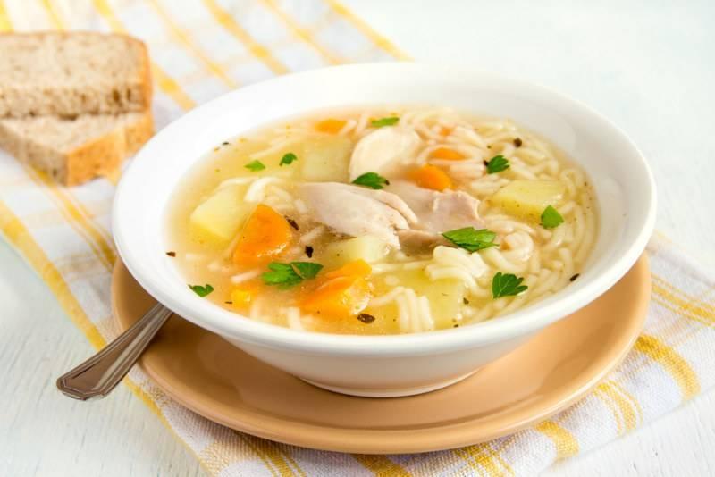 Как приготовить вкусный куриный суп. лучшие рецепты супа из курицы