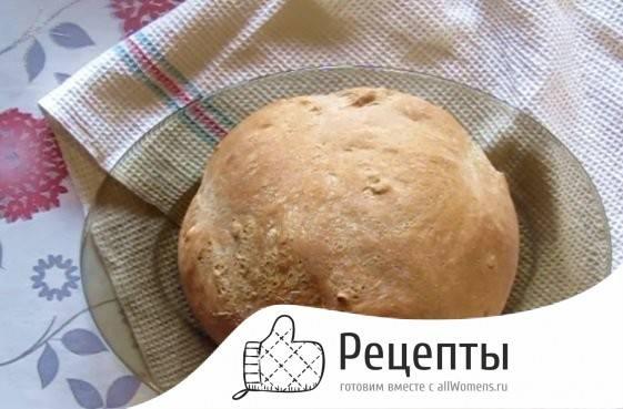"""Хлеб """"почти бородинский"""""""