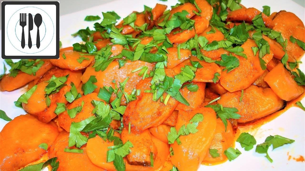 Морковь тушеная - 939 домашних вкусных рецептов приготовления