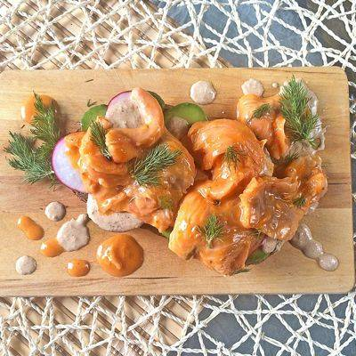 Севиче: рецепт из рыбы с фото
