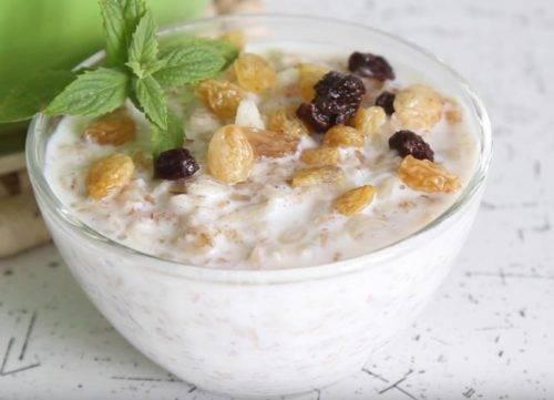Овсяная каша на молоке. как сварить вкусную и полезную овсянку на завтрак