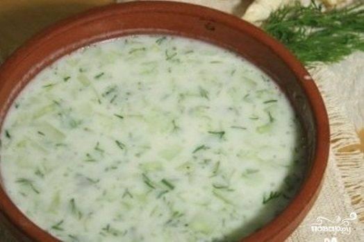 """Суп """"таратор"""" - рецепт с фото"""