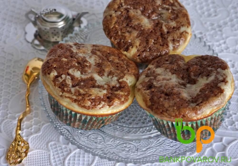 Кекс на кефире в духовке - восхитительно пышная выпечка для любого случая!