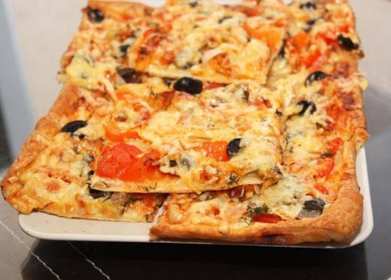 Бездрожжевое тесто для пиццы - рецепты джуренко