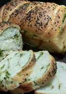 Хлеб со шпинатом