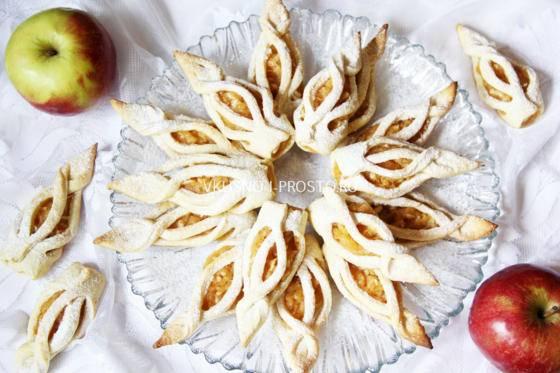 """Мягкое печенье """"яблочное наслаждение"""""""