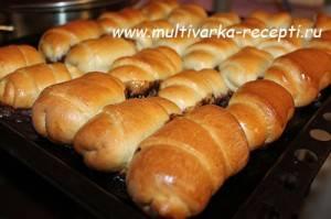 Пышные булочки из дрожжевого теста в духовке. пошаговые вкусные рецепты