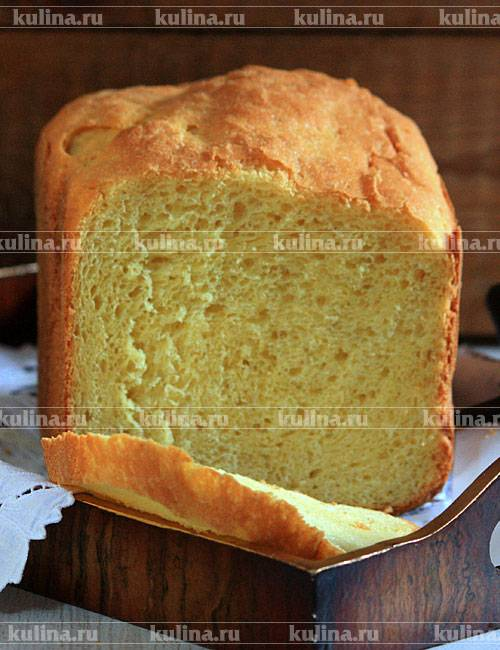 Хлеб в хлебопечке — рецепты простого и вкусного домашнего хлеба