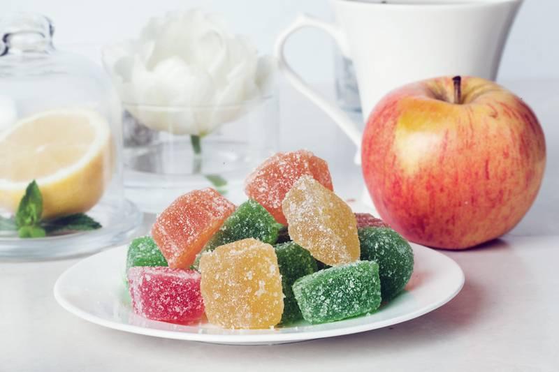 Рецепт яблочного мармелада: желирующие вещества иправила хранения «фруктового холодца»