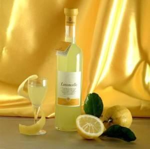 Лимонный ликер - рецепты лимончелло в домашних условиях из спирта, водки и самогона