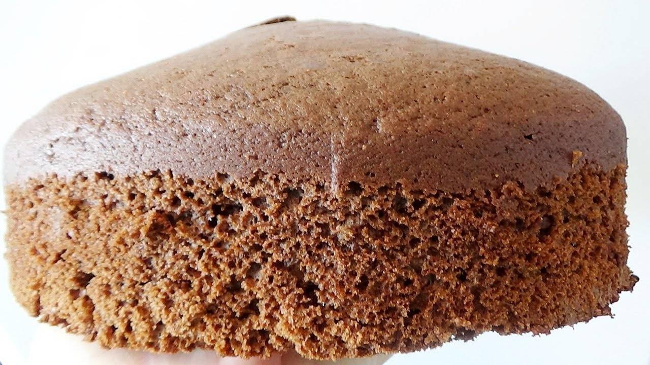 Бисквит на кефире в духовке пышный — очень простой рецепт