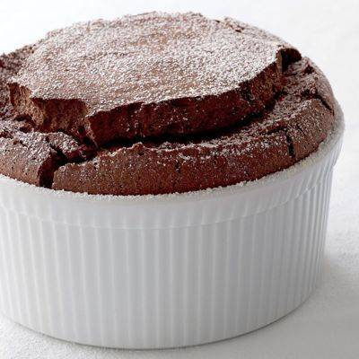 Шоколадное суфле — лучшие рецепты. как быстро и вкусно приготовить шоколадное суфле.