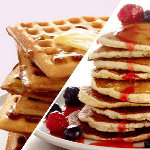 Пп- завтрак: овсяные панкейки.