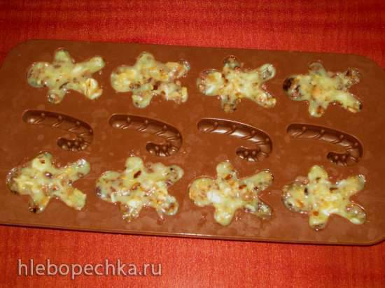Шоколадные конфеты с овсянкой и семечками. рецепт с пошаговыми фото