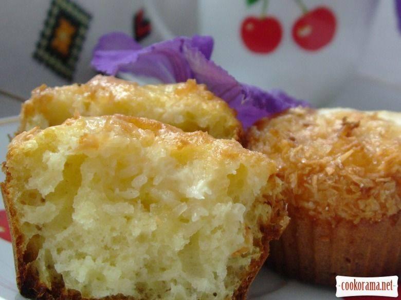 Рецепт кексов на кефире в формочках пошаговый. творожные кексы с вишней в формочках. рецепт шоколадных кексов